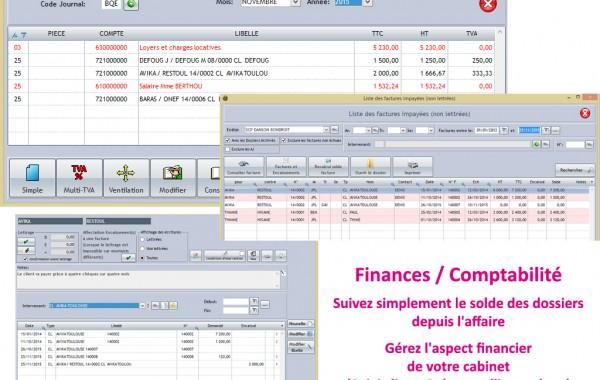 Finances & Comptabilité