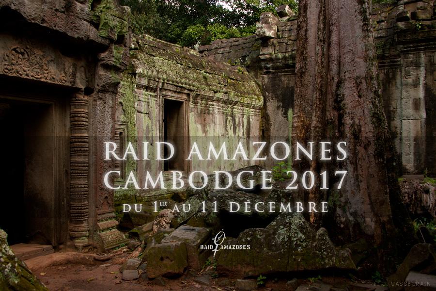 Raid Amazones 2017